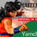 一番くじ ドラゴンボール HISTORY OF RIVALS A賞 MASTERLISE ヤムチャ