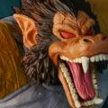 一番くじ ドラゴンボール VSオムニバス SOFVICS 大猿ベジータソフビフィギュア